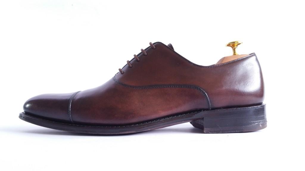 shoe trees in shoe