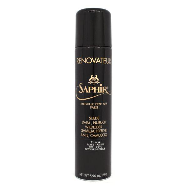 Saphir Renovatuer Suede Nubuck Spray Black