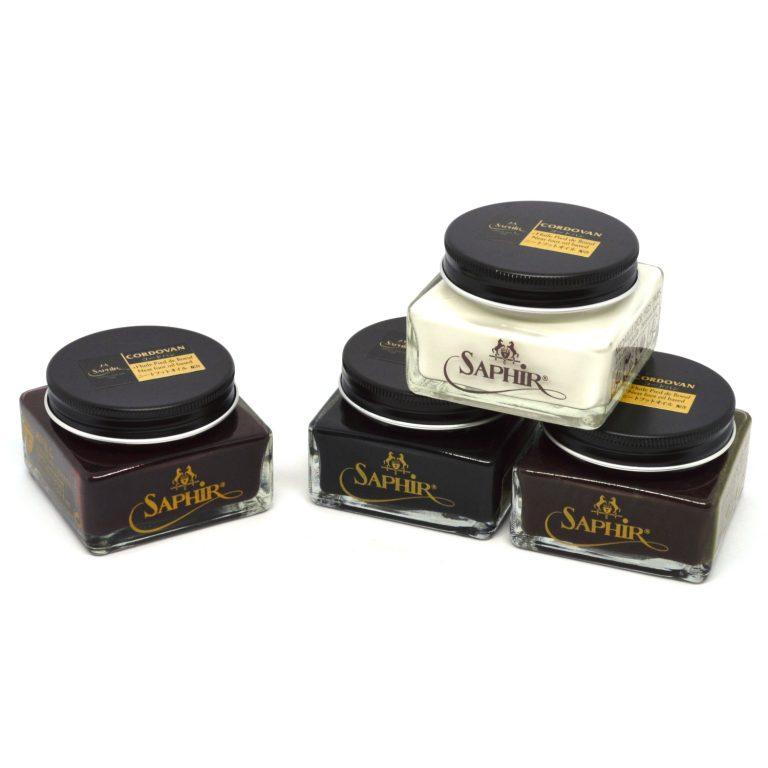 Saphir Cordovan Cream Shoe Polish