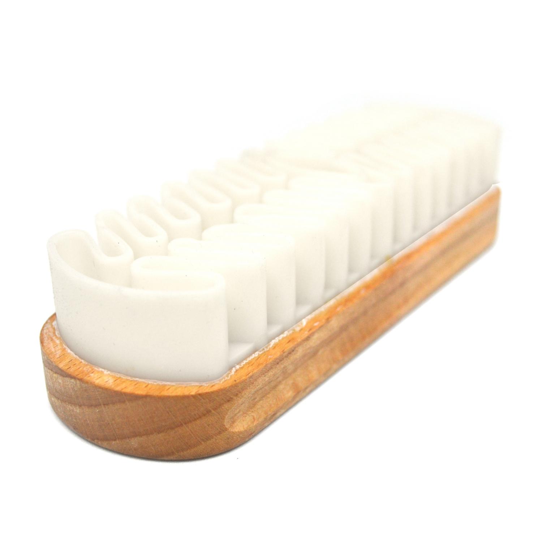 Crepe Suede Nubuck Shoe Brush rubber