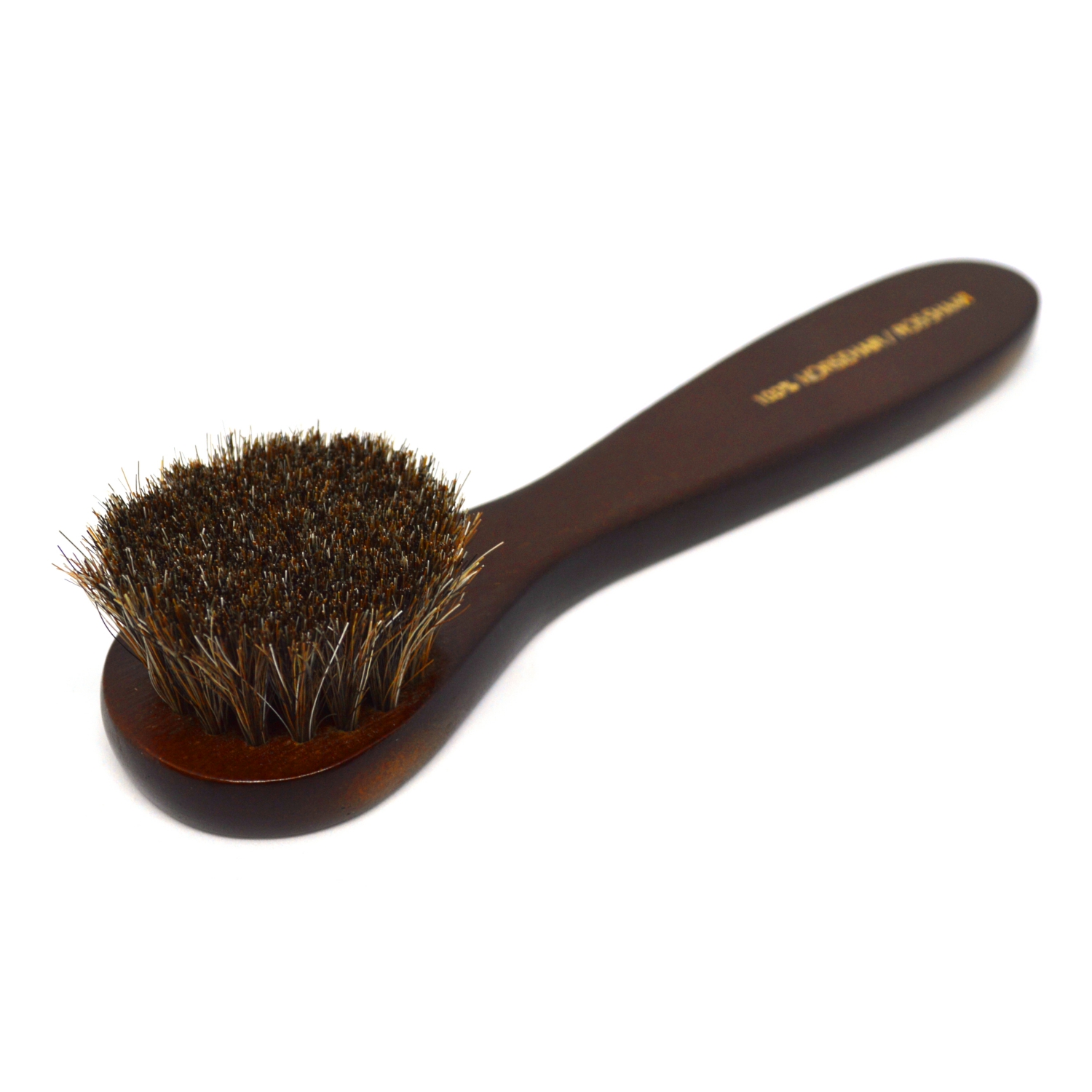 Horsehair Shoe Polish Dauber Brush bristles