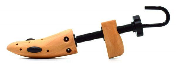 shoe expander stretcher side